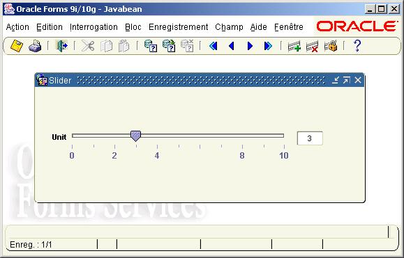 Francois Degrelle's blog - Articles Oracle Forms, PL/SQL