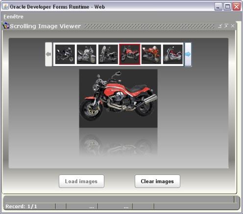 LAF Scrolling Image Viewer